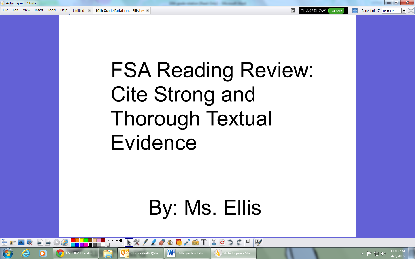 how to find textual evidence