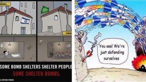 Israeli Propaganda vs HAMAS Propaganda- BBC