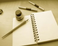 Writing- Blank Paper