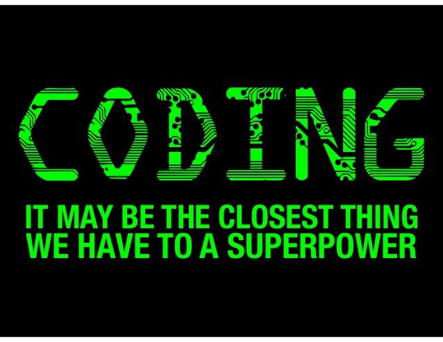Coding SuperPower